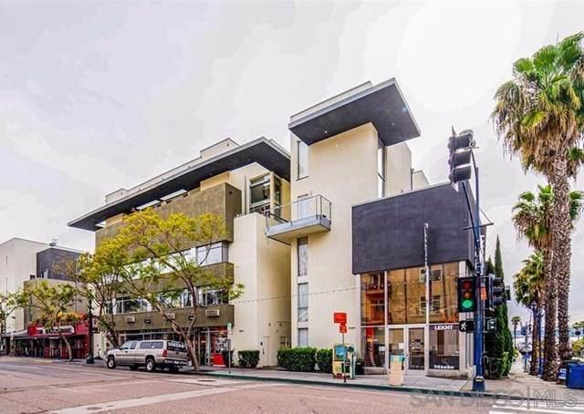 941 W Hawthorn Street #8, San Diego, CA 92101 (#200031546) :: Team Foote at Compass