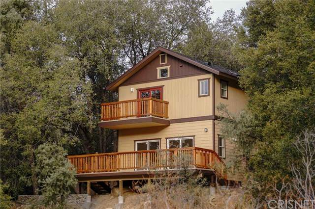 2301 Woodland Drive, Pine Mountain Club, CA 93222 (#SR20131686) :: Re/Max Top Producers