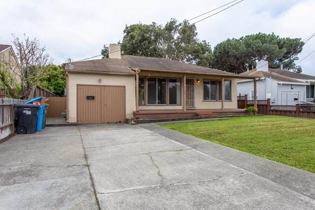 3436 Spring Street, Redwood City, CA 94063 (#ML81799981) :: Team Foote at Compass