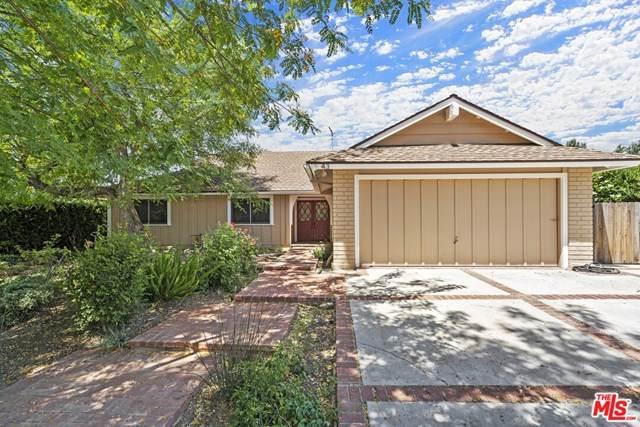 43 Kanan Road, Oak Park, CA 91377 (#20600806) :: The Miller Group
