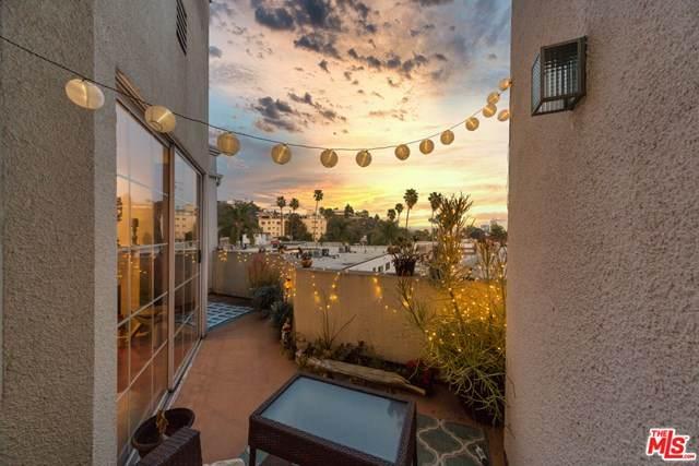 7218 Hillside Avenue #304, Los Angeles (City), CA 90046 (#20601150) :: Re/Max Top Producers