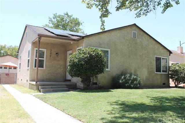 205 S Lomita Street, Burbank, CA 91506 (#SR20132138) :: Re/Max Top Producers