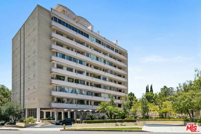 1333 S Beverly Glen Boulevard #904, Los Angeles (City), CA 90024 (#20601034) :: Sperry Residential Group