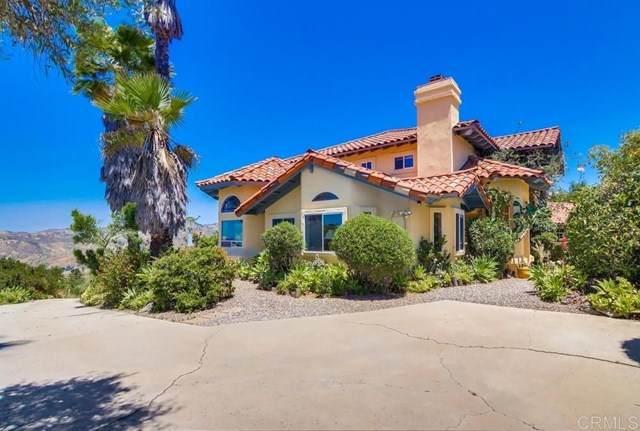 10805 Quail Canyon Road, El Cajon, CA 92021 (#200031604) :: Bob Kelly Team