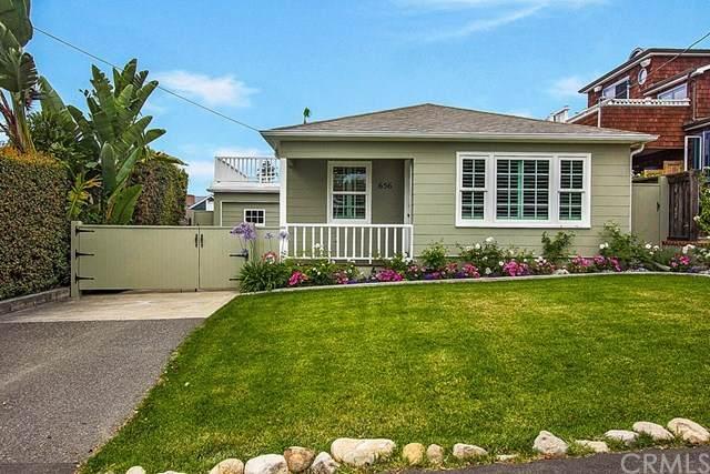 656 Oak St, Laguna Beach, CA 92651 (#LG20122857) :: Doherty Real Estate Group