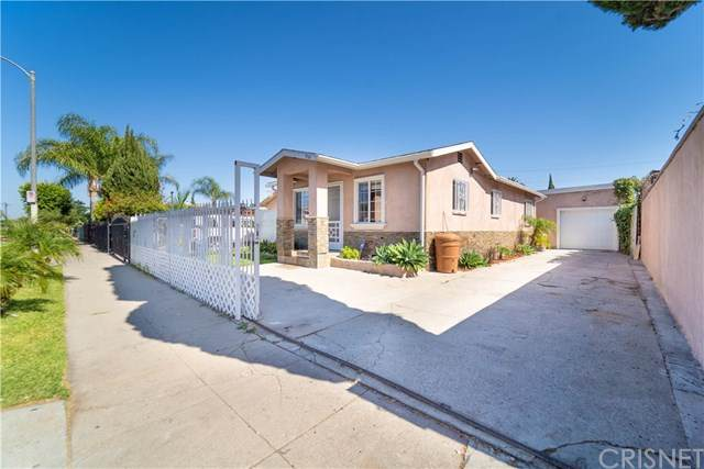 710 E 107th Street, Los Angeles (City), CA 90002 (#SR20133416) :: The Costantino Group | Cal American Homes and Realty