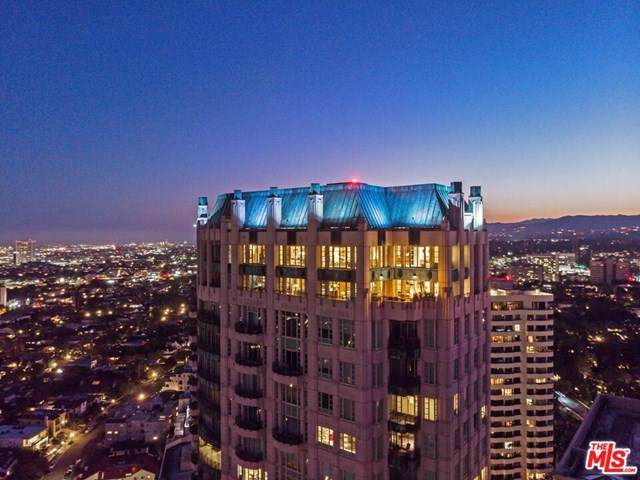 10580 Wilshire Boulevard #96, Los Angeles (City), CA 90024 (#20600238) :: Sperry Residential Group
