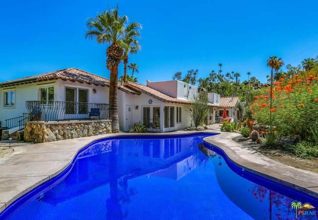2145 S Camino Barranca, Palm Springs, CA 92264 (#219045716PS) :: Sperry Residential Group