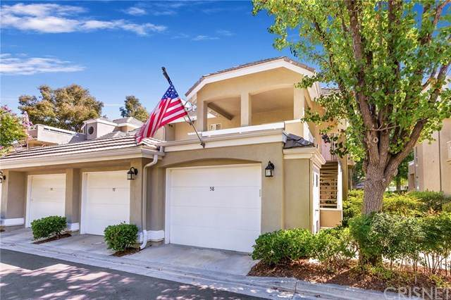 26109 Mcbean #58, Valencia, CA 91355 (#SR20133247) :: American Real Estate List & Sell