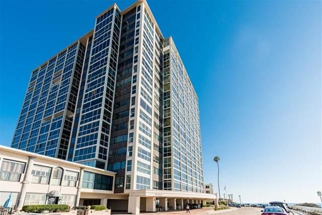 939 Coast Blvd 16G, La Jolla, CA 92037 (#200031684) :: Crudo & Associates