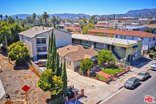 831 N Normandie Avenue, Los Angeles (City), CA 90029 (#20601420) :: Sperry Residential Group