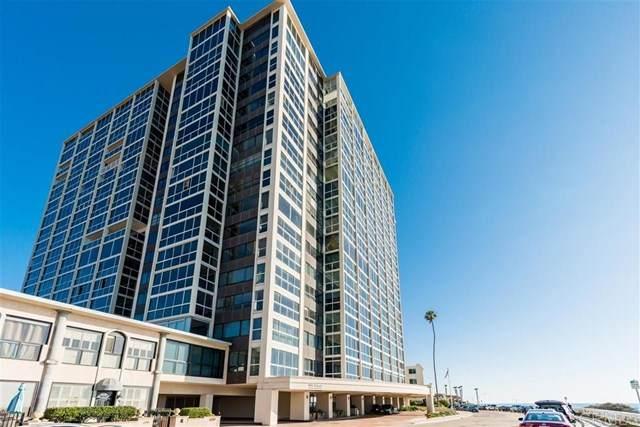 939 Coast Blvd. 16F, La Jolla, CA 92037 (#200031682) :: Crudo & Associates
