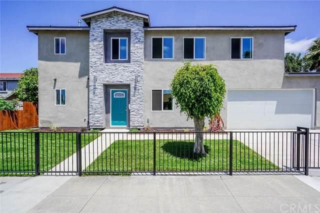 310 S Barron Avenue, Compton, CA 90220 (#DW20131968) :: Allison James Estates and Homes