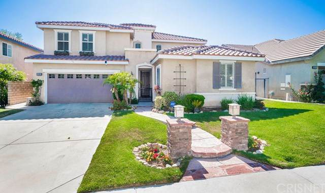 28369 Willow Canyon Court, Saugus, CA 91390 (#SR20133534) :: The Brad Korb Real Estate Group
