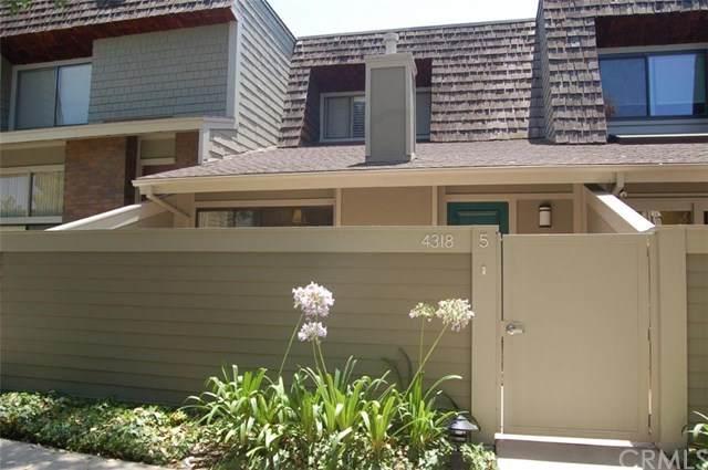 4318 Glencoe Avenue #5, Marina Del Rey, CA 90292 (#SB20133453) :: Team Tami