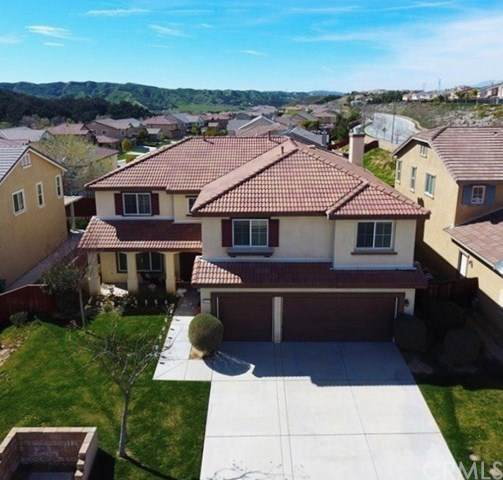 11337 Harmon Heights, Beaumont, CA 92223 (#CV20133397) :: Allison James Estates and Homes