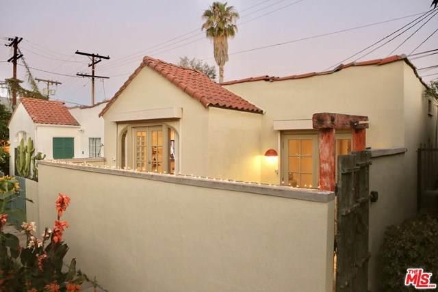 1234-1/4 N Cahuenga Boulevard, Los Angeles (City), CA 90038 (#20592894) :: Sperry Residential Group
