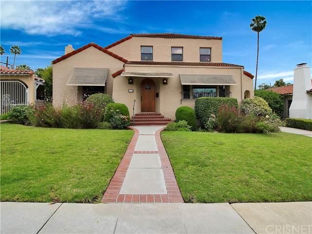 1526 El Miradero Avenue, Glendale, CA 91201 (#SR20133976) :: The Brad Korb Real Estate Group