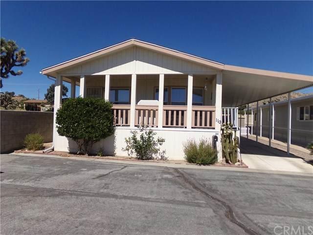 54999 Martinez Trail #110, Yucca Valley, CA 92284 (#JT20134003) :: Z Team OC Real Estate
