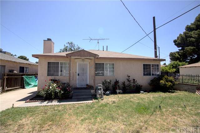 12851 Woodcock Avenue, Sylmar, CA 91342 (#SR20131825) :: Crudo & Associates