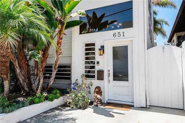 651 4th Street, Hermosa Beach, CA 90254 (#SB20132853) :: Zember Realty Group