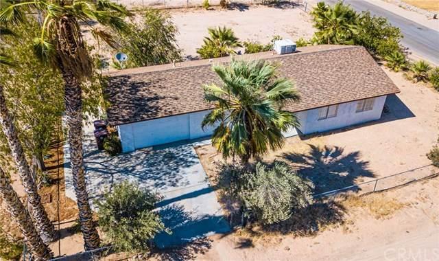 71854 El Paseo Drive, 29 Palms, CA 92277 (#JT20133995) :: RE/MAX Empire Properties