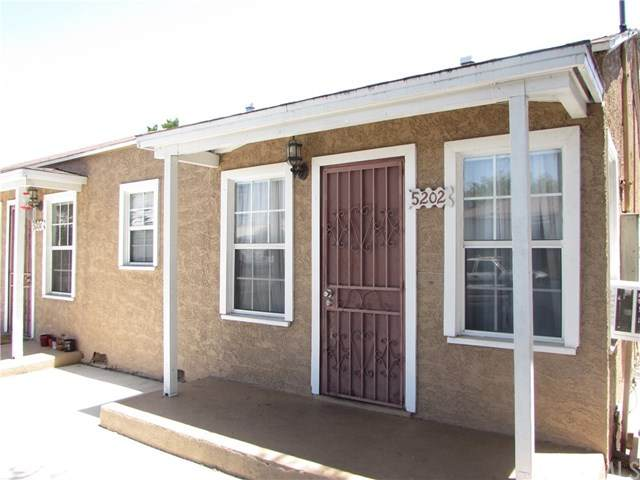 5202 Everett Avenue, Maywood, CA 90270 (#MB20134128) :: Compass