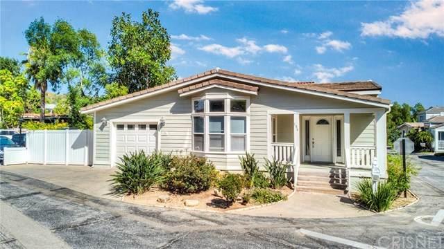 154 Navajo Lane, Topanga, CA 90290 (#SR20132588) :: A|G Amaya Group Real Estate