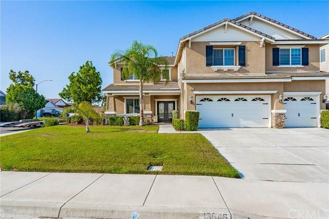 13646 Kiwi Avenue, Eastvale, CA 92880 (#CV20133994) :: The Brad Korb Real Estate Group