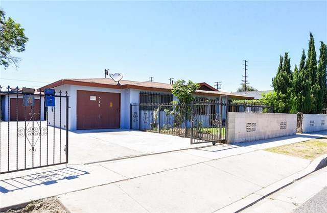 519 S Harris Avenue, Compton, CA 90221 (#DW20134219) :: Better Living SoCal