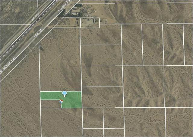 0 Hodge Area, Barstow, CA 92311 (#525954) :: The Brad Korb Real Estate Group