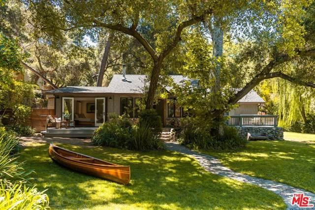 1290 Oakwood Drive, Topanga, CA 90290 (#20601576) :: A|G Amaya Group Real Estate