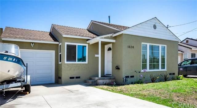 1324 Marine Avenue, Gardena, CA 90247 (#SB20132930) :: Millman Team