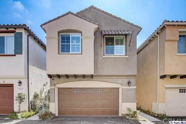 7610 N Honor Way, Van Nuys, CA 91405 (#320002163) :: Sperry Residential Group
