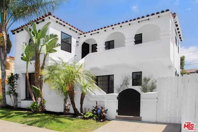 8472 Oakwood Avenue, Los Angeles (City), CA 90048 (#20601712) :: Bob Kelly Team