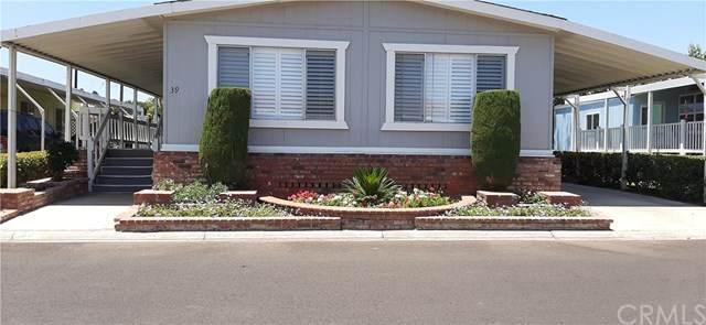 692 N Adele Street #39, Orange, CA 92867 (#PW20134067) :: Bob Kelly Team