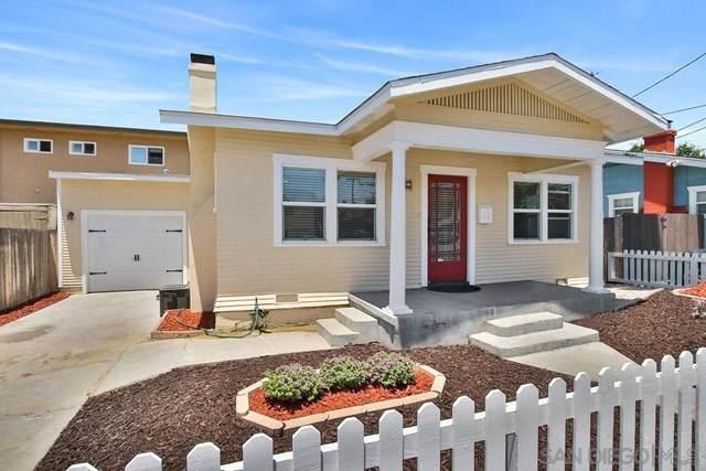 2512 Polk Ave, San Diego, CA 92104 (#200031833) :: Sperry Residential Group