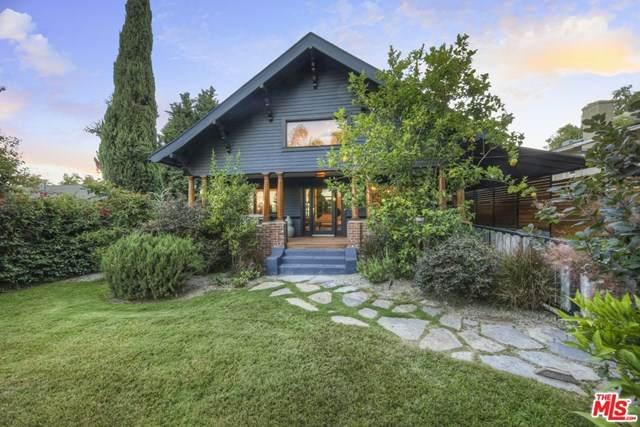 1661 Edgecliffe Drive, Los Angeles (City), CA 90026 (#20601442) :: Bob Kelly Team