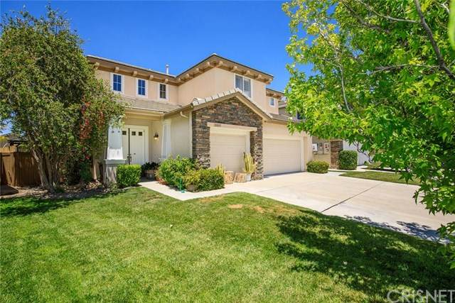 18005 Marabou Place, Canyon Country, CA 91387 (#SR20132255) :: Bob Kelly Team