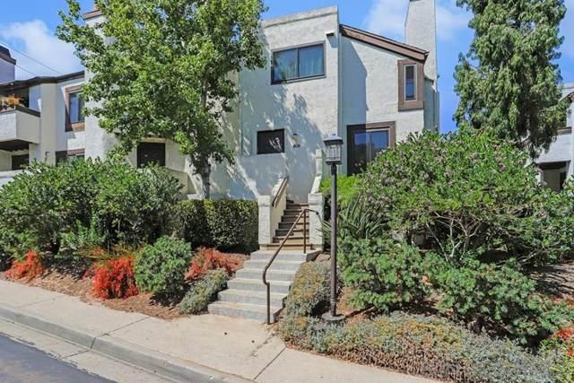 2253 Caminito Pajarito #192, San Diego, CA 92107 (#200031870) :: A|G Amaya Group Real Estate