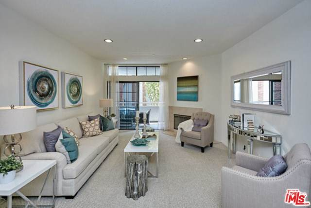 200 N Swall Drive #510, Beverly Hills, CA 90211 (#20601826) :: Sperry Residential Group