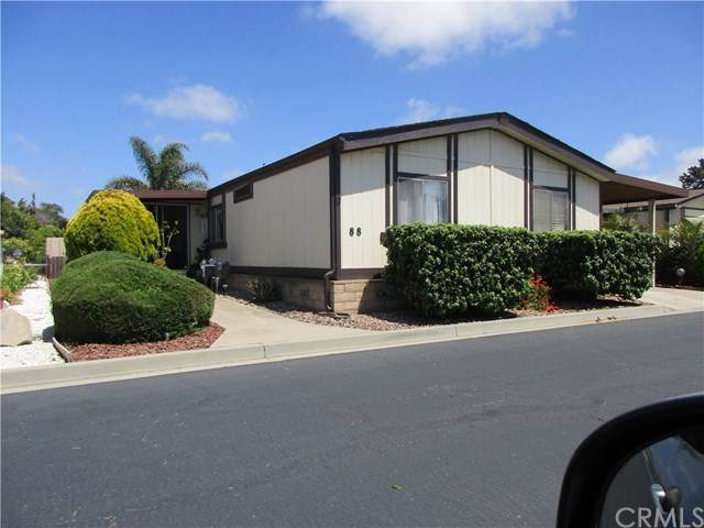 519 W Taylor #88 Street #88, Santa Maria, CA 93458 (#PI20134559) :: Crudo & Associates