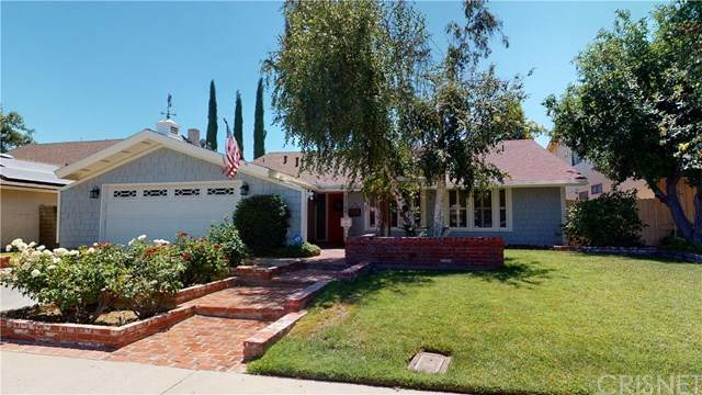 23794 Via Irana, Valencia, CA 91355 (#SR20134584) :: American Real Estate List & Sell