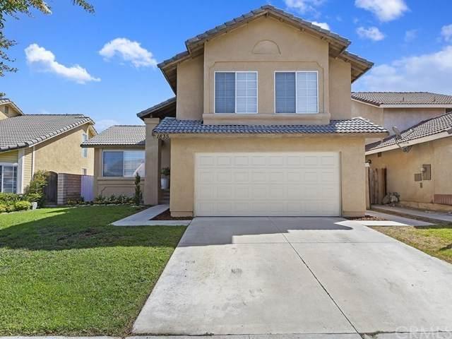 1835 Rockcrest Drive, Corona, CA 92880 (#IG20134380) :: Allison James Estates and Homes
