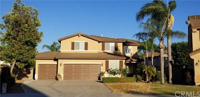 7196 Lemon Grass Avenue, Eastvale, CA 92880 (#TR20134630) :: The DeBonis Team