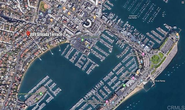 889 Armada Ter, San Diego, CA 92106 (#200031908) :: A|G Amaya Group Real Estate