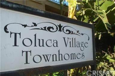 10757 Hortense Street #116, Toluca Lake, CA 91602 (#SR20134708) :: The Brad Korb Real Estate Group