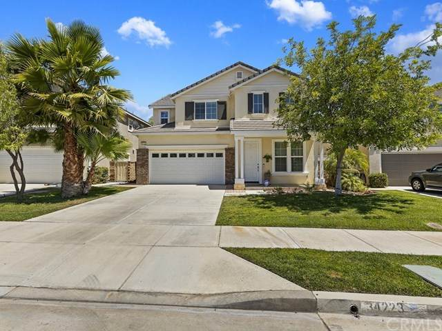 34223 Toyon Court, Lake Elsinore, CA 92532 (#SW20134678) :: Team Tami