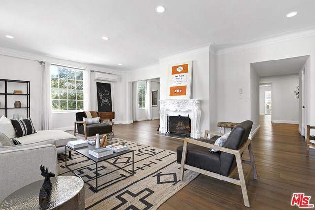 855 S Serrano Avenue 23A, Los Angeles (City), CA 90005 (#20601622) :: Allison James Estates and Homes