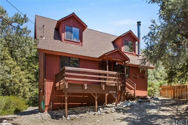2420 Glacier Drive, Pine Mountain Club, CA 93225 (#SR20134118) :: Re/Max Top Producers
